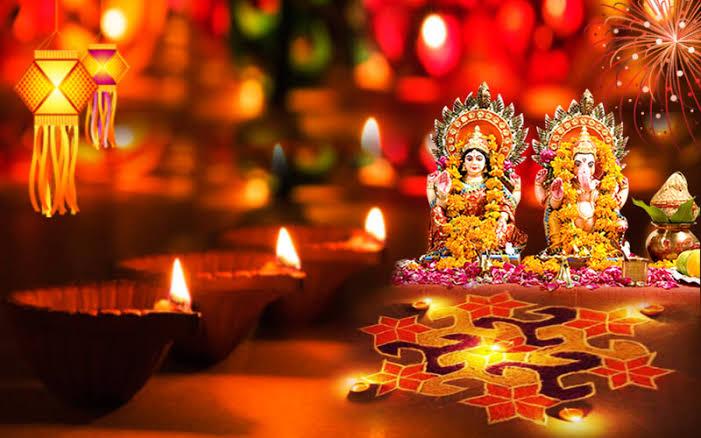 Happy Diwali HD Wallpaper 2019