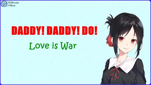 Lirik dan Terjemahan DADDY! DADDY! DO! - Masayuki Suzuki feat. Airi Suzuki