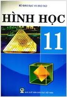 Sách giáo khoa Hình học 11 cơ bản