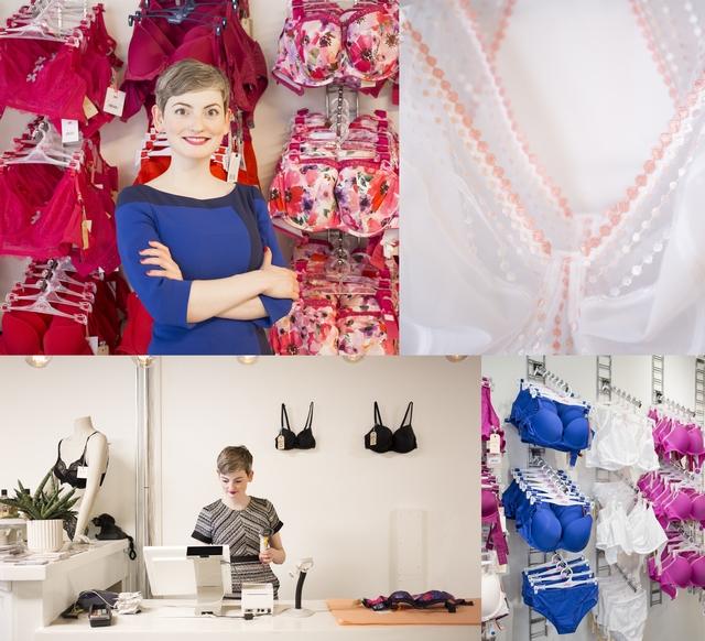 Girlboss Floor van de Pavert van SuperBra lingerie grote cup lingeriewinkel Rotterdam girlboss interview vrouwelijke ondernemer succes verhaal blog