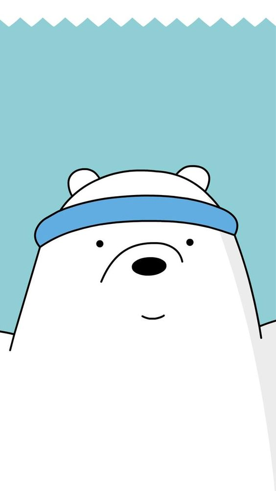 we bare bears ice bears