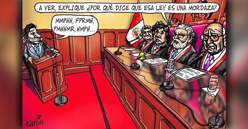 Carlincaturas Domingo 24 Junio 2018 - La República