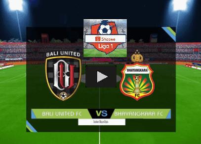 Bhayangkara FC vs Bali United FC
