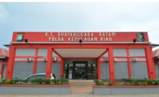 Rumah Sakit Bhayangkara Menjadi Rujukan Penyelenggaraan Laboratorium Pemeriksaan Covid-19.