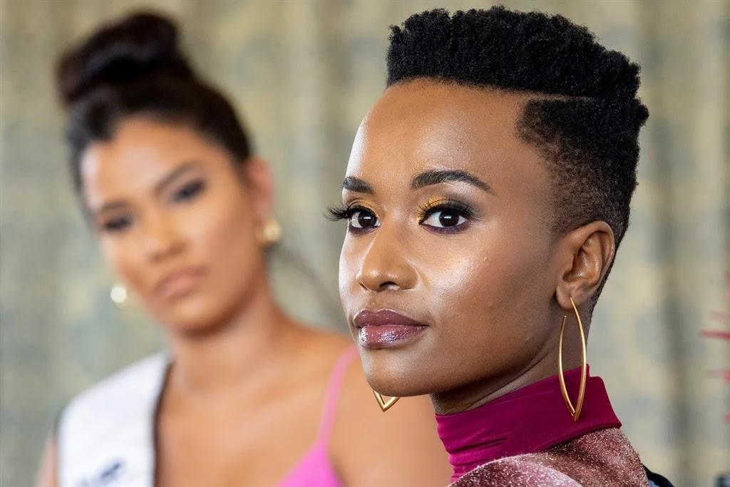 Zozibini Tunzi Makes History With Miss Universe