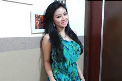 Tuman, Kembali Pakai Narkoba Artis Cantik Vitalia Shesya Ditangkap Polisi