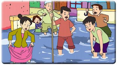 Sumbatan, Air, dan Banjir www.simplenews.me