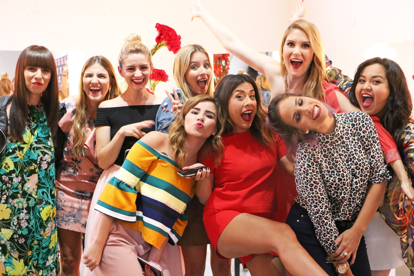 Meetup of the best fashion bloggers in Latin America!