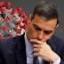 """Pedro Sánchez dice que """"llegarán días muy duros"""""""