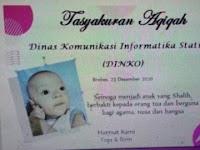 Viral Bayi Diberi Nama 'Dinas Komunikasi Informatika Statistik', Begini Kisahnya