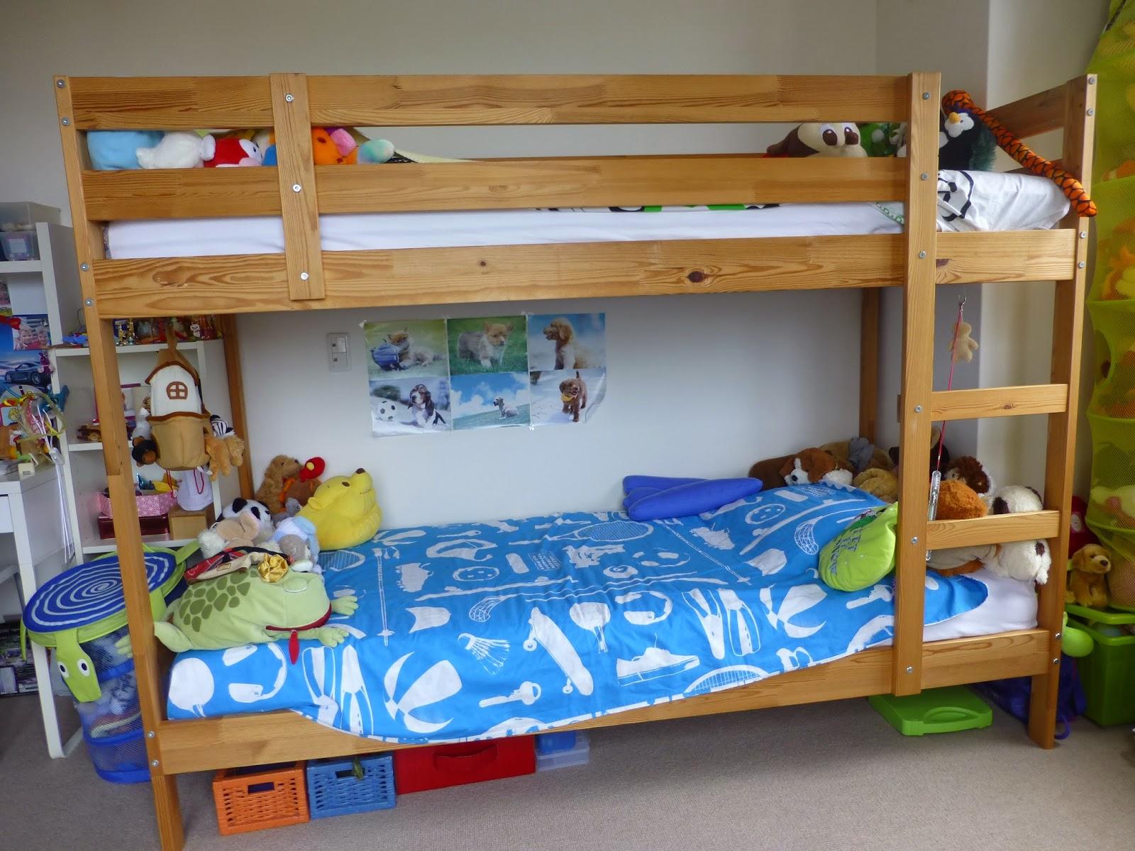 lit superpose ikea. Black Bedroom Furniture Sets. Home Design Ideas