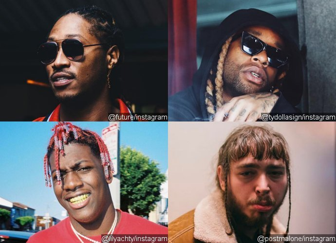 Future Enlists Ty Dolla $ign, Lil Yachty, Post Malone and More as Supporting Acts on 'Hndrxx Tour'