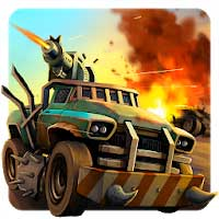 Dead Paradise: The Road Warrior Mod Apk 1.5.1 (Free Shopping) Android