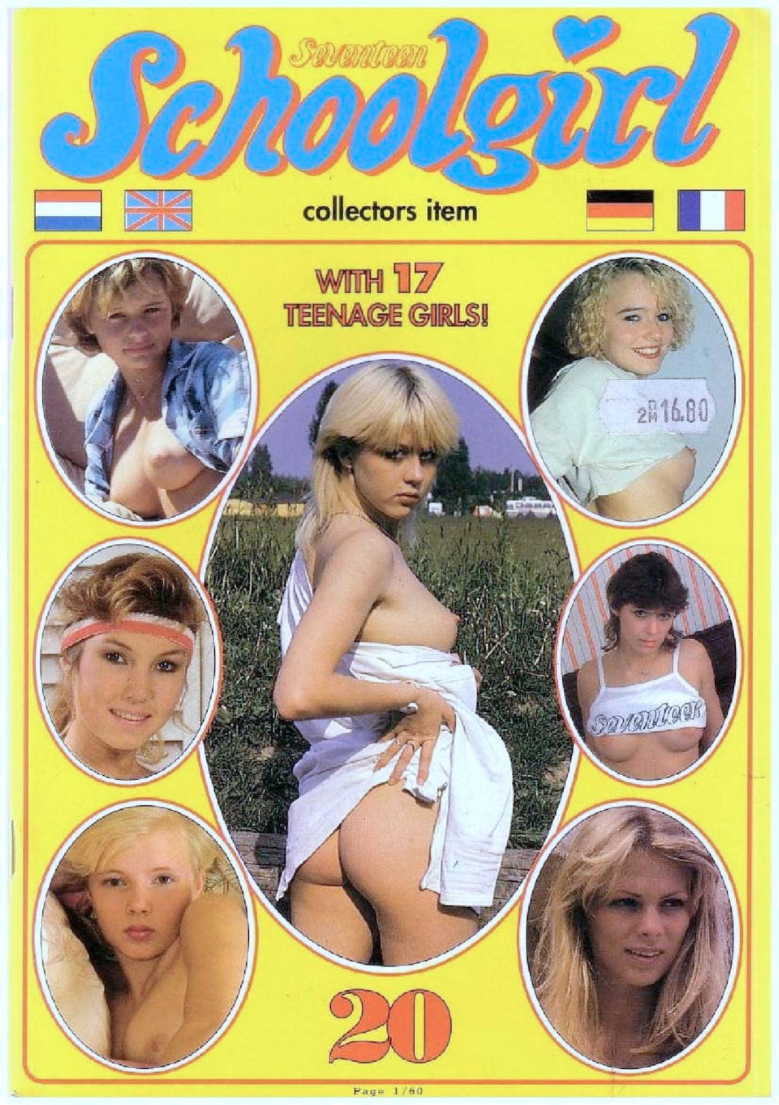 seventeen magazine german