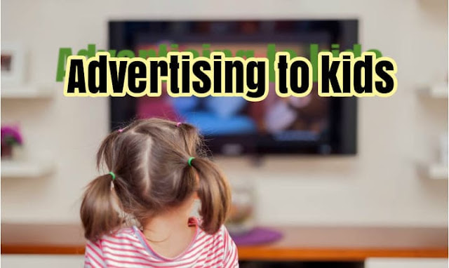 advertisement for kids
