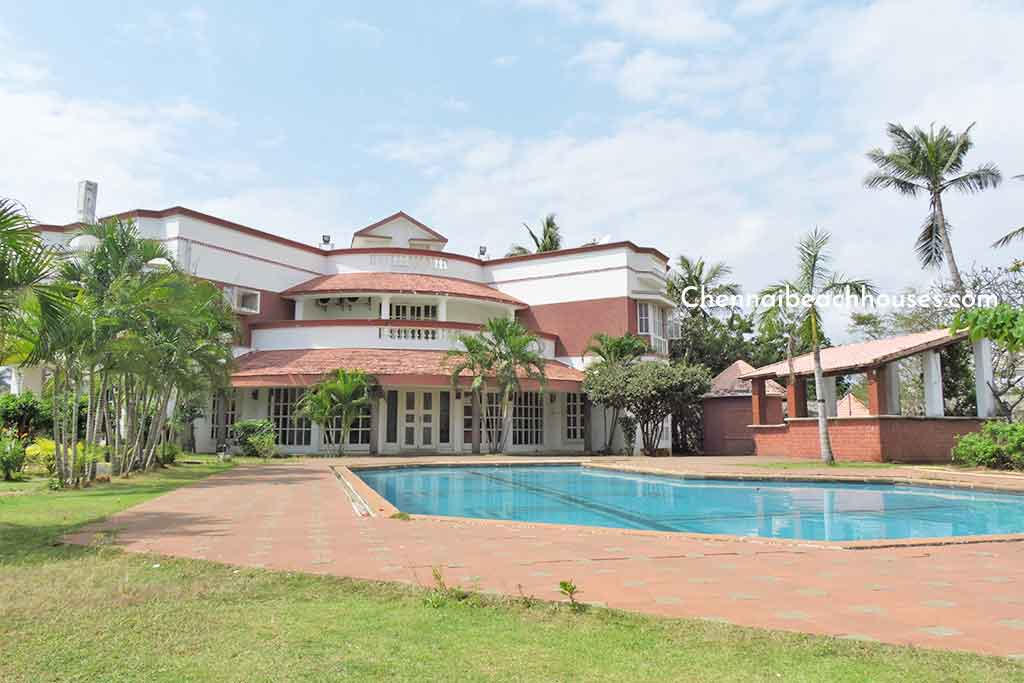 blue angel beach house in ecr for daily rent
