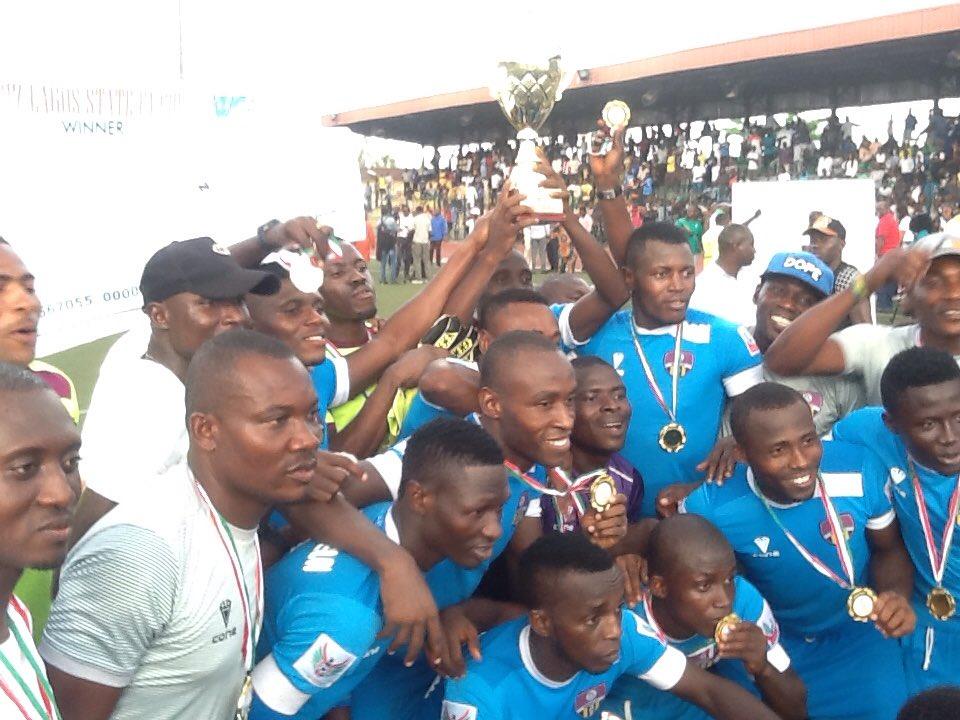 Mfm Fc Retain Lagos State Fa Cup In Style  Nigerias Online Sports Magazine-6038