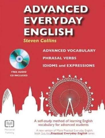 Advanced Everyday English (Book + CD Audio)