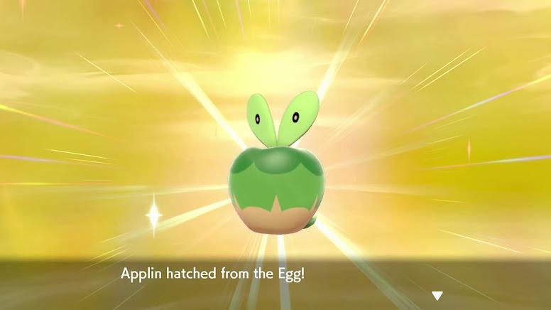 Applin Shiny Breeding