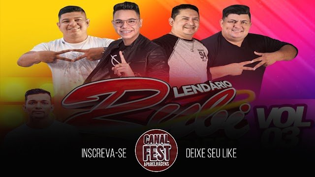 CD RUBI SAUDADE ARROCHA VOL.03-2021 DJ DANIEL CARDOSO