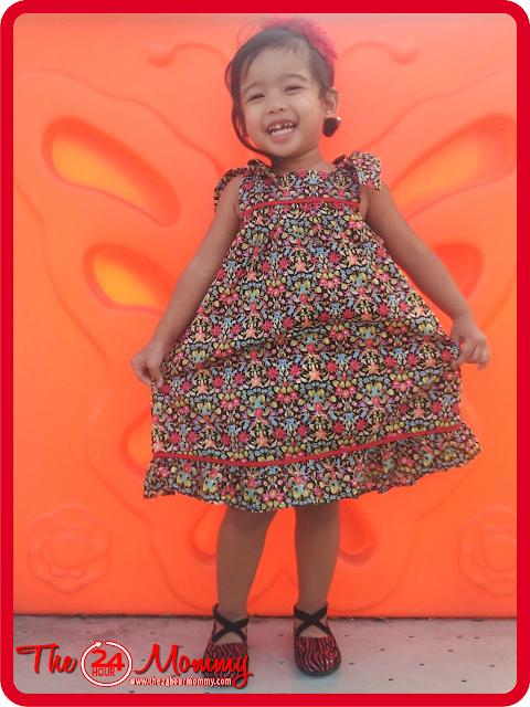 summer dresses for little girls