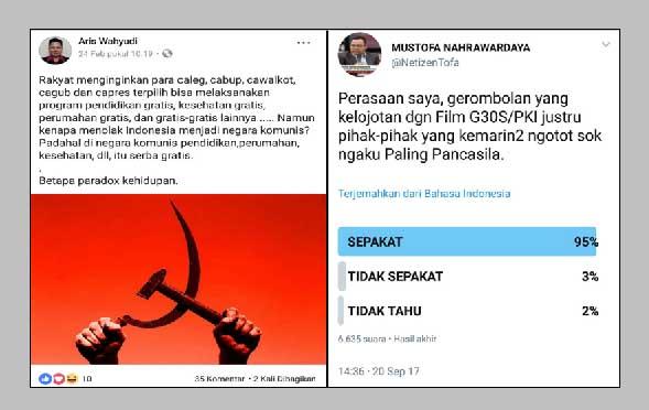 Pemilik Situs Cabul Lelang Keperawanan Ternyata Pendukung Komunis (PKI) Penganut SYIAH