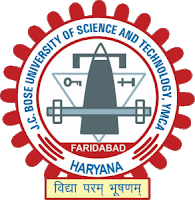 Government Jobs J.C. Bose University of Science and Technology, YMCA Faridabad, Haryana - Last Date - 18.02.2021