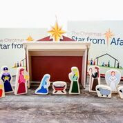 Help your children connect with the true meaning of Christmas with The Star From Afar game.