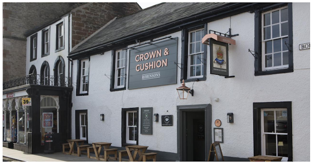 Crown and Cushion offer, Appleby, Wowcher