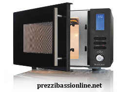Prezzi Bassi Online: Microonde digitale Silvercrest da Lidl, opinioni