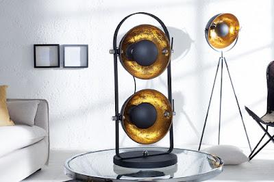 www.rection.sk, dizajnový nábytok, kovové lampy