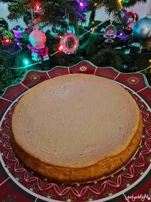 Nachtisch an Weihnachten - Spekulatius Cheesecake