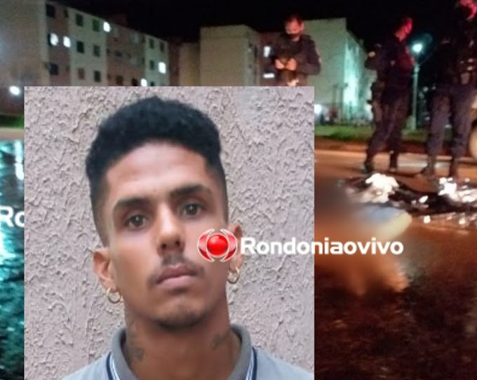 ORGULHO DO MADEIRA: Membro de facção que participou de tortura e morte de garota é preso