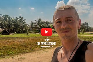 Negombo, Sri Lanka, Weltreise, Arkadij WELTREISE.TV