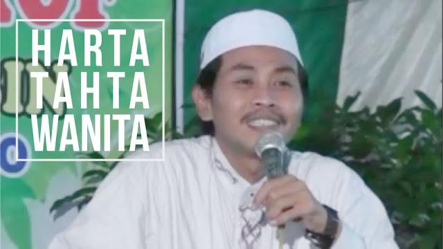Download Ceramah KH Anwar Zahid MP3 Harta Tahta Wanita