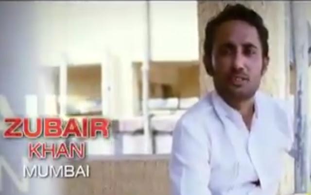 Zubair Khan; Big Boss 11
