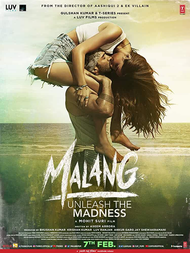 Malang 2020 Hindi 480p 350MB WEB-DL