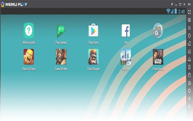 تحميل برنامج MEmu App Player 5.1.0.1 لتشغيل تطبيقات الأندرويد على جهاز الكمبيوتر