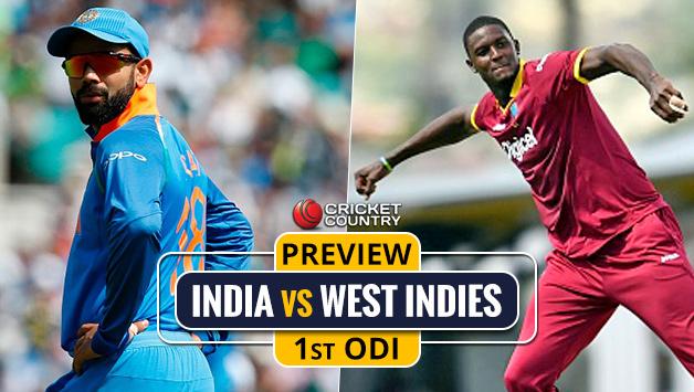 India vs Windies 1st ODI Cricket Betting Tips