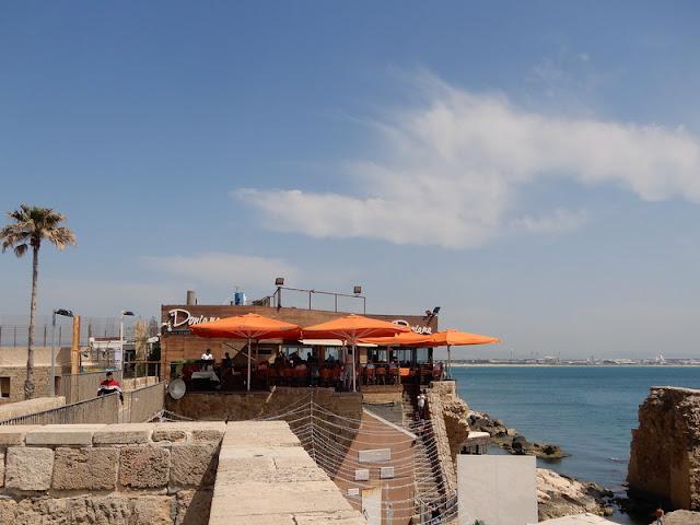 מסעדת דוניאנא בעכו העתיקה