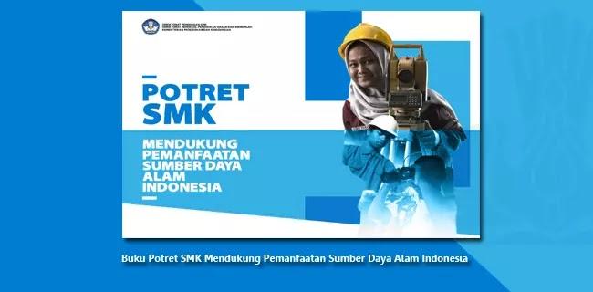 Buku SMK Mendukung Pemanfaatan Sumber Daya Alam Indonesia