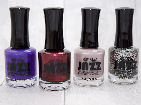 Review | All That Jazz Nail Polish - Designer Collection