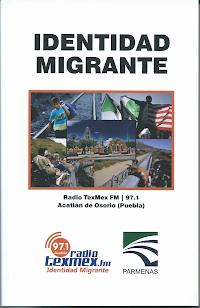 Libro IDENTIDAD MIGRANTE (varios autores)
