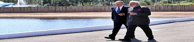 Evolving Indo-Russian Partnership At Crossroads