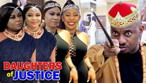 DAUGHTERS OF JUSTICE FULL HD MOVIE Yul Edochie / Uju Okoli 2020 Latest Nigerian Movie