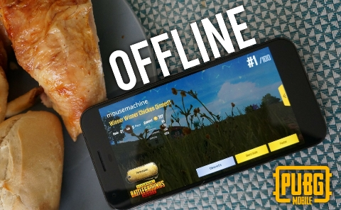 Pubg Mobile Offline Game NO INTERNET REQUIRED!  Play PUBG Mobile Offline Mode! As you know that PUBG mobile is so popular right now in both IOS and Android with 50 million + download but, lots of people don't play PUBG because they have limited internet now they only for that people