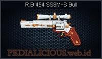 R.B 454 SS8M+S Bull