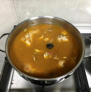 One Pot Chicken Kabsah