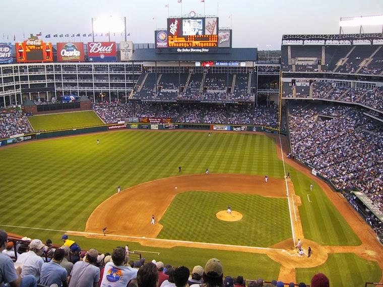 Texas Rangers Stadium Luxury Suites For Sale, Rangers Ballpark in Arlington
