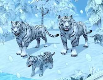 White Tiger Family Sim Online v1.14.7 Mod Altın Hileli Apk İndir